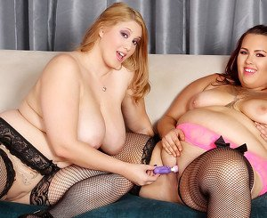 Angel DeLuca & Phoenixxx BBW in