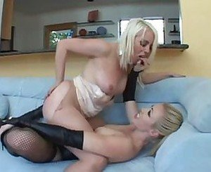 Exotic pornstars Lorelei Lee and