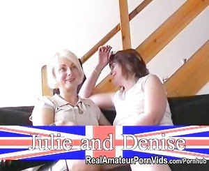 Nervous housewifes first lesbian