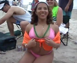 Wild Latinas Let Their Inhibitions